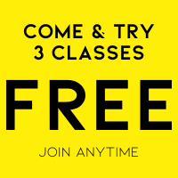 3 classes for free